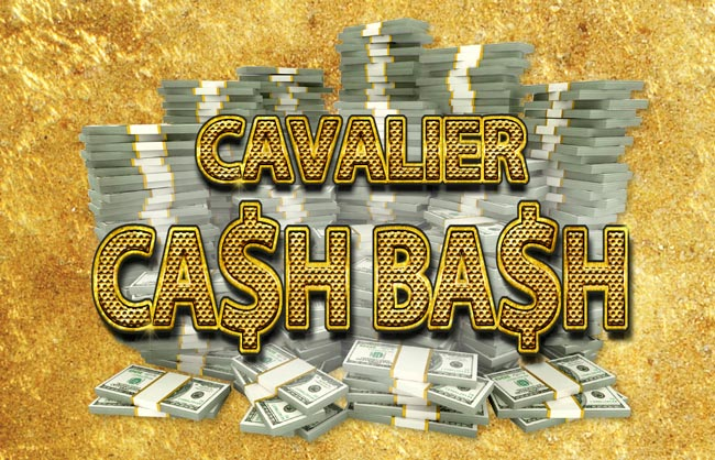 Cash Bash Graphic
