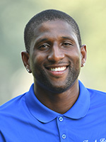 Photo of Assistant Coach Keion Joseph